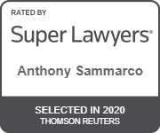 Anthony Sammarco Super Lawyers 2020
